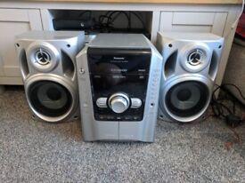 Spares or repair Panasonic stereo