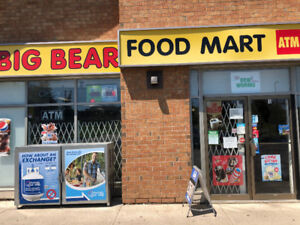 Big Bear Convenience Store for Sale