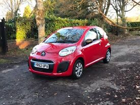 ***Reduced *** Citroen C1 In Excellent Condition 62 Plate 2012