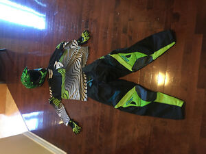 Motocross Thor Gear, Boots and HJC Helmet