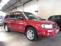 2006 Subaru Forester 2.5 XT 5dr