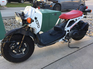 HONDA RUCKUS FORSALE/TRADE FOR DIRTBIKE