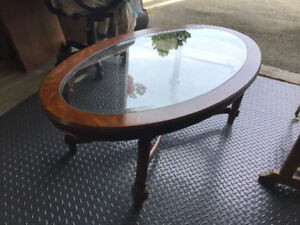 Beautiful oak coffee table