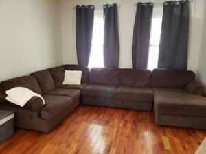 Outstanding Sectional Buy Or Sell A Couch Or Futon In Fredericton Ibusinesslaw Wood Chair Design Ideas Ibusinesslaworg