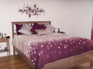 décor chambre à coucher