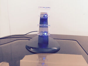PS4 2 Controller Stand/Charger - Led Light - Brand New