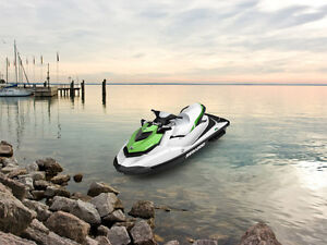 Two BRP Sea Doo GTI 130's with Reverse and Brake