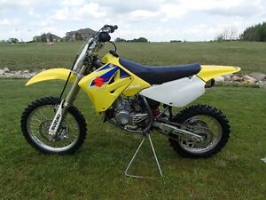 Suzuki RM 85 for sale in like new condition