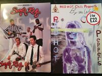 Guitar tab books. Sugar Ray & Red Hot Chilli Peppers