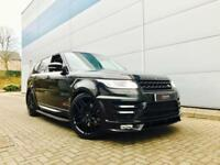 2015 15 Land Rover Range Rover Sport 3.0SD V6 HSE Dynamic + BODY KIT + HUGE SPEC