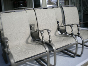 Patio Chairs - Sold Pending Pick-up