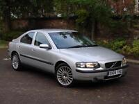 EXCELLENT EXAMPLE!!! 2004 VOLVO S60 2.5T SE 4dr AUTO, FSH, EX POLICE CAR