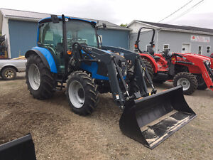 Landini 80hp Cab Tractor - Deluxe Package for Economy Price!