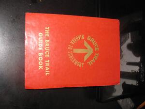 Bruce Trail Guide Book