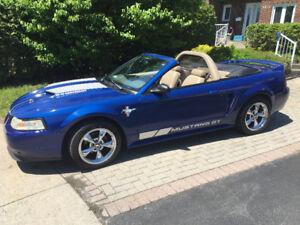 Mustang GT 1999 35e Anniversaire