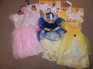 Robes de luxe de princesses $15