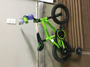 """Parrot color 12"""" bike(Bicycle)"""