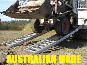 3.5 Tonne Machinery Ramps 3.6 metres x 350mm track width Newcastle Region Preview