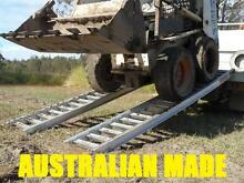 3.5 Tonne Machinery Ramps 3.6 metres x 350mm track width Telegraph Point Port Macquarie City Preview
