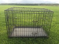 Dog bed/transport cage