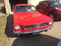 1964 1/2 Mustang Mint Condition