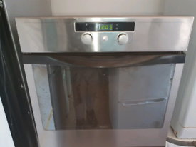 Whirlpool electric oven grill
