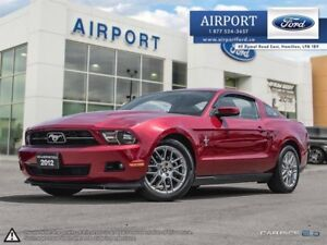 2012 Ford Mustang V6 Premium Coupe with only 29,333 kms