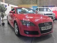 2008 58 Audi TT S Tronic,Low MIleage