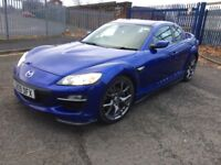 Mazda RX8 R3 (blue) 2009