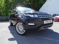2013 Land Rover Range Rover Evoque 2.2SD4 auto Prestige+NO DEPOSIT FINANCE £389