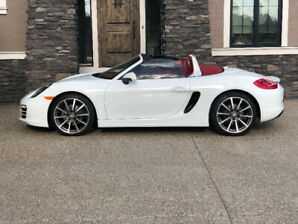 2013 Porsche Boxster  Immaculate only 23000kms
