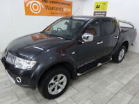2013,Mitsubishi L200 2.5DI 4WD Pickup Warrior***BUY FOR ONLY £64 PER WEEK***