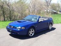 2003 Ford Mustang 2 door   V8 Convertible