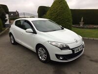 RENAULT MEGANE 1.5 DCI DIESEL, FREE ROAD TAX ***FINANCE THIS FROM AS LITTLE AS £35 PER WEEK***