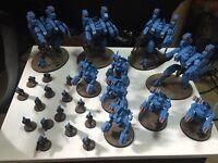 Warhammer 40k tau army tournament ready