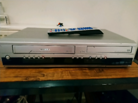 Toshiba vhs to dvd recorder