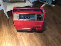 Honda Suit Case Generator £120