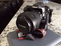 CANON 40D Body with CANON BG-E2 Battery Grip + 2 new batteries