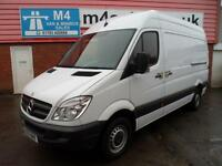 Mercedes Sprinter 313 CDI MWB H/R VAN 130PS
