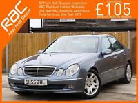 2005 Mercedes-Benz E Class E320 CDI Turbo Diesel Avantgarde 7 Speed Auto Sat Nav