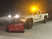SNOW REMOVAL. (Commercial and residential)