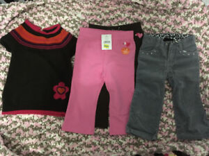 24-2T girls clothes