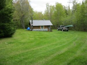 **Camp On Private Crown Lease**Big Bald Mountain Area**