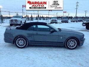 2014 Ford Mustang CONVERTIBLE,LX,AUTO