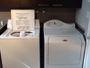 Laveuse Whirpool Sécheuse Maytag