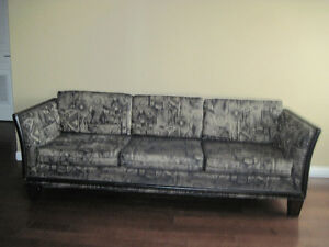 Re upholstery new Sofa and Loveseat