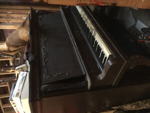 Upright Baby Grand