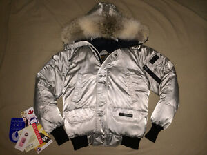 Canada Goose victoria parka sale fake - Canada Goose Jacket Bomber | Buy or Sell Clothing in Ontario ...