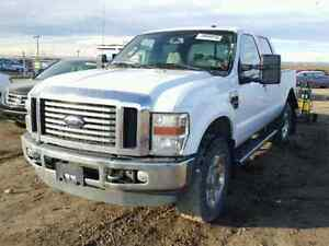Parting out 2010 Ford F-350 6.4 truck lariat