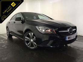 2015 MERCEDES-BENZ CLA220 SPORT CDI AUTOMATIC DIESEL 1 OWNER FROM NEW FINANCE PX